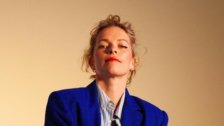 """Petra Marklund: """"Som att en högre makt ville sätta ner foten"""""""