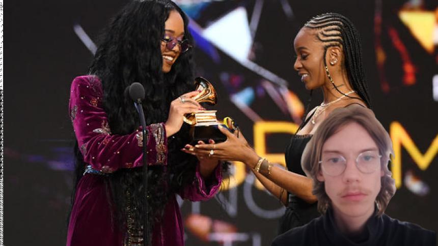 KRÖNIKA: Grammys går fortfarande inte att ta på allvar