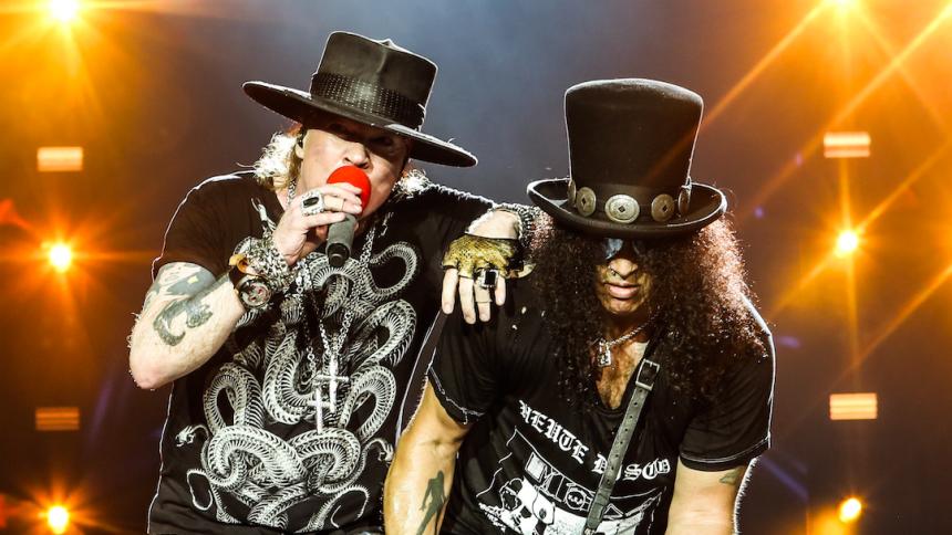 Guns N' Roses bekräftade för Sverige – igen