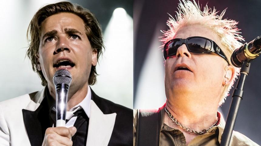 The Hives på turné med Offspring