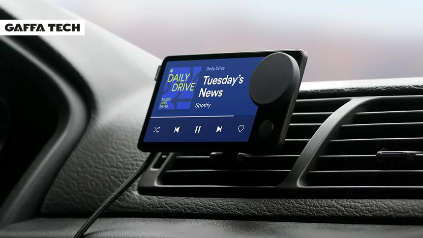 Spotify blir säkrare i trafiken