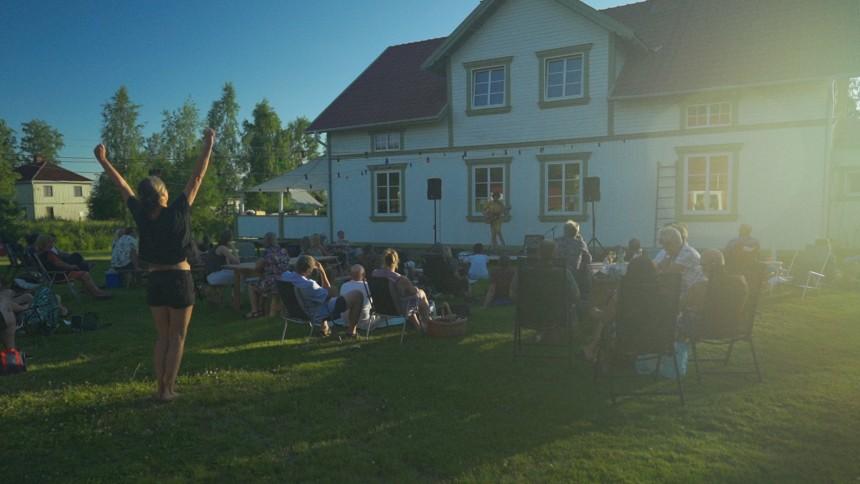 """Snart kan alla se dokumentären """"TrädgårdsLive – En Folkrörelse Från Gräsmattan"""""""
