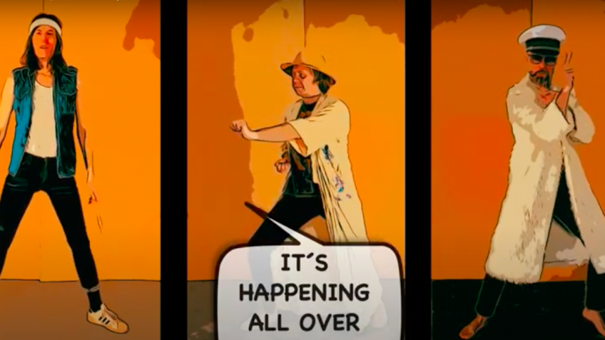 PREMIÄR: The Ark-kopplade Stereo Explosion hyllar 80-talets VHS- och hyrvideokultur