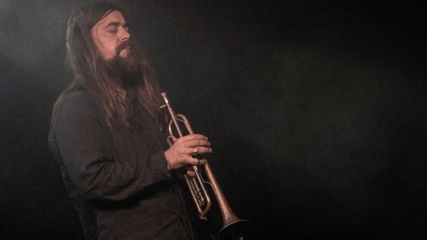 Goran Kajfeš stulna trumpet återfunnen – av en tillfällighet