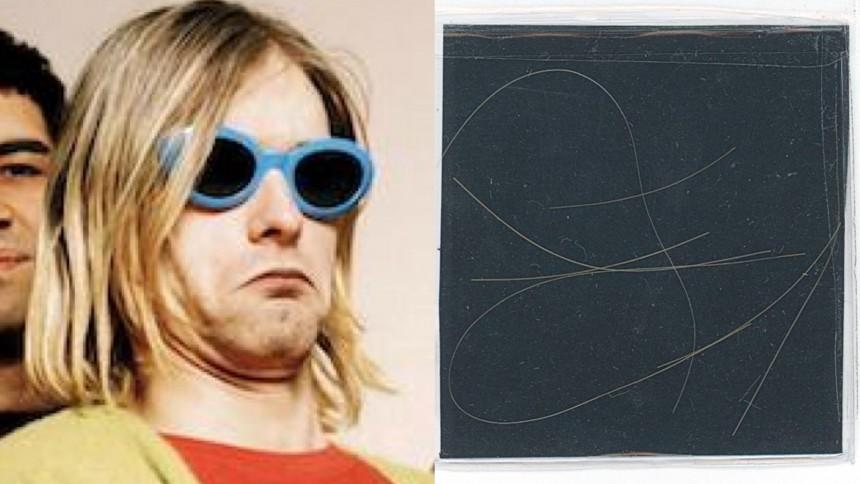 Kurt Cobain-hårstrån auktioneras ut