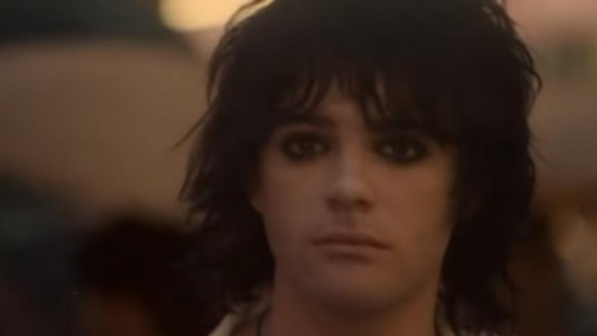 BACKSPEGELN: Ristade in sig i musikhistorien innan han försvann spårlöst