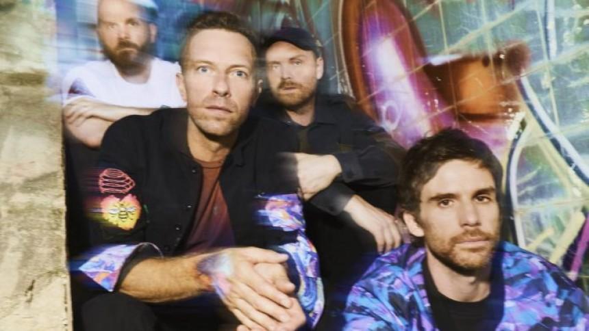Coldplay skickar ut över 10 minuter lång singel