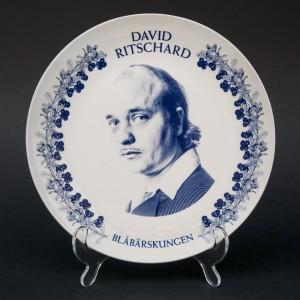 David Ritschard : Blåbärskungen