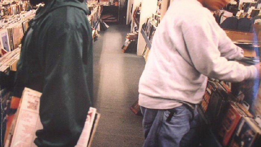 KLASSIKERN: En hel skivbutik komprimerad till en skiva
